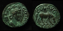 Ancient Coins - Troas, Alexandria Troas AE 21 mm. Superb condition!