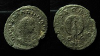 Ancient Coins - Diva Mariniana, AE as. ( 5.7g), Very Rare!