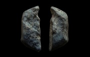 Ancient Coins - Judaea. Hack-Silber. 3 gerah. Early means of payment.