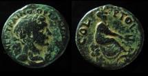 Akko-Ptolemais, Phoenicia. Trajan (98 - 117 AD). AE 24mm