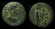 Ancient Coins - PHOENICIA, Ptolemais - Ace / Acco. Hadrian, 117 - 138 AD. 22mm