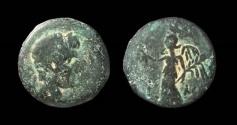 Ancient Coins - Egypt. Alexandria, Augustus. AE Diobol.