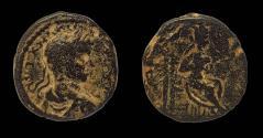 Ancient Coins - Samaria, Nysa-Scythopolis. Gordian III. AE 23 mm.