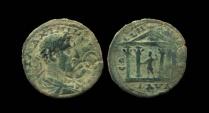Ancient Coins - Cilicia, Ninica-Claudiopolis. Maximinus I AE 27 mm.