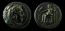 Ancient Coins - Alexander III Silver Tetradrachm. (27 mm, 16.6 gm).Tarsus mint.