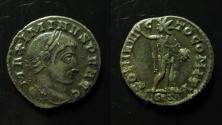 Ancient Coins - Maximinus II, AE 21 mm. Follis