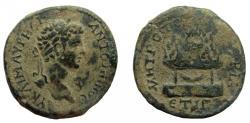 Ancient Coins - Cappadocia. Caesarea. Caracalla, 198-217 AD. AE 29 mm.