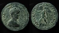 Ancient Coins - Pontus, Amaseia. Caracalla. AE 30 mm. Full Legend. Beautiful Example. Ex-Rare.