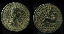 Ancient Coins - CILICIA, Anazarbus. Herennia Etruscilla. Augusta, AD 249-251. Æ Tetrassaria ,29mm