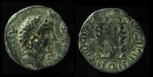Ancient Coins - MYSIA, Cyzicus. Commodus. As Caesar, AD 166-177. Æ 25mm.