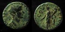 Ancient Coins - Phoenicia, Ake-Ptolemais. Hadrian. 117-138 C.E. AE 19 mm