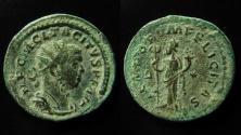Ancient Coins - TACITUS. 275-276 AD. Antoninianus. AE 24 mm.