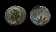 Syria. Decapolis,Philadelphia. Quasi-autonomous coinage. AE 19 mm