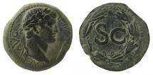 Ancient Coins - Syria. Antioch. Otho, 69 AD. AE 29 mm.