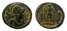 Commemorative Series. 330-354 AD. AE Follis. Rome mint.