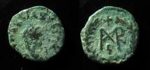 Ancient Coins - Marcian AE4. Constantinople mint. Clear legend!