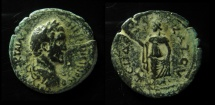 Ancient Coins - Eypt, Alexandria. Antoninus Pius. AE Drachm.