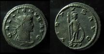 Ancient Coins - Gallienus AE Antoninianus. Mint in Asia, sole reign.