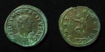 Ancient Coins - Tacitus AE Antoninianus. Ticinum mint. Rare!