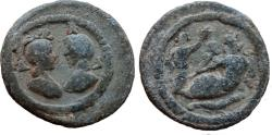Ancient Coins - Egypt. Alexandria. PB Tessera.