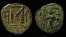 Ancient Coins - Unpublished!!!Constans II, AE Follis, Cyzicus mint. 20mm, Maybe unique!!