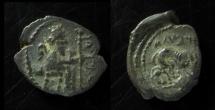 Ancient Coins - Samaria (late 4th century BC).Silver obol, Ex-Rare