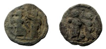 Egypt, Alexandria. Lead tessera. 19 mm.