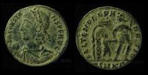 CONSTANS, 337-350 AD. HEAD LEFT.  CYZICUS MINT