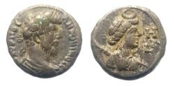 Ancient Coins - Marcus Aurelius Bilon Tetradrachm of Alexandria, Egypt.