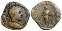 Ancient Coins - GORDIAN III, SESTERTIUS