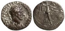 Ancient Coins - HADRIAN, HEMIDRACHM, CAESAREA, SYDENHAM 256, BMC 142