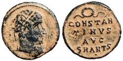 Ancient Coins - Constantine I anepigraphic from Antioch