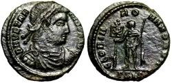 Ancient Coins - Vetranio GLORIA ROMANORVM from Siscia