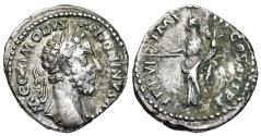 Ancient Coins - Commodus TR P VI IMP IIII COS III P P…Pax from Rome