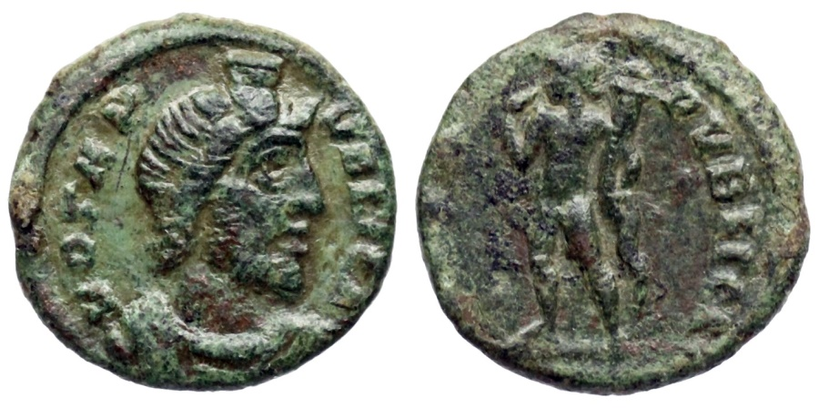 Ancient Coins - Festival of Isis VOTA PVBLICA from Rome