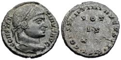 Ancient Coins - Constantine I VOTIS XX from Siscia