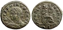 Ancient Coins - Crispus ROMAE AETERNAE from Rome