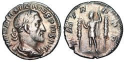 Ancient Coins - Maximinus I P M TR P P P; Emperor reverse from Rome