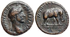 Ancient Coins - Antoninus Pius MVNIFICENTA AVG from Rome