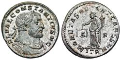 Ancient Coins - Constantius I MONETA S AVGG ET CAESS NN from Trier
