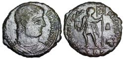 Ancient Coins - Magnentius FELICITAS REIPVBLICE from Trier…unofficial issue