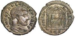 Ancient Coins - Maxentius CONSERV VRB SVAE from Aquileia
