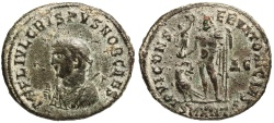 Ancient Coins - Crispus IOVI from Antioch...Not in RIC