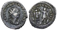 Ancient Coins - Valerian II PRINC IVVENTVTIS from Antioch/ Samosata