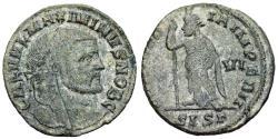 Ancient Coins - Maximinus II CONCORDIA IMPERII from Siscia