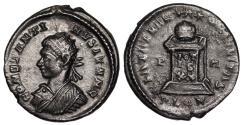 Ancient Coins - Constantine II BEATA TRANQVILLITAS from London…RIC 216