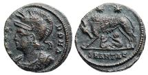 "Ancient Coins - VRBS ROMA from Antioch...""death workshop"" and Not in RIC"