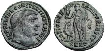 Ancient Coins - Constantine I IOVI CONSERVATORI from Heraclea