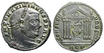 Ancient Coins - Maximianus CONSERV VRB SVAE from Aquileia