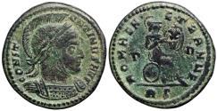 Ancient Coins - Constantine  ROMAE AETERNAE from Rome